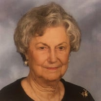 Mrs. Peggy McConnell Richardson