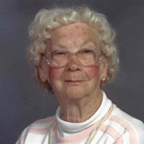 Hattie  Eunice Thurman