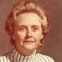 Virginia Mae Douglas