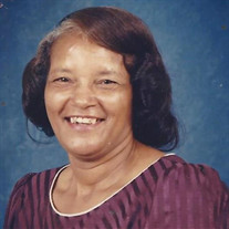 Betty Geneva Payne - Henderson