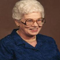 Florence Ann Whalen Carter