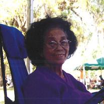 Mrs. Faustina G. Cruz