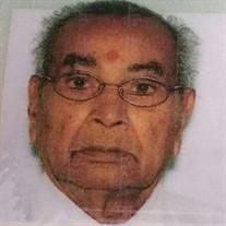 Mr. Manubhai P. Patel of Mt. Prospect