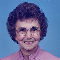 Mrs. Daphne Beane Saunders