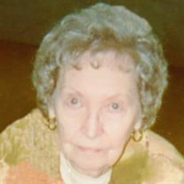 "Virginia ""Ginny"" Doris Evans"