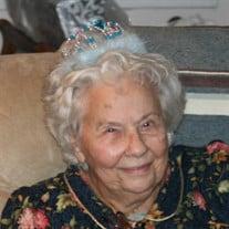 Mrs. Corinna Elizabeth Harris Adams White