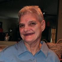 Mrs. Hilda Jane Dority