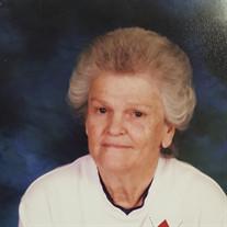 Mrs. Effie Lee Caraway Jeter Cumbie