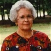Mary Lois Burroughs