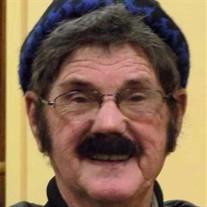 """Donald A. """"Tex"""" Robertson"""