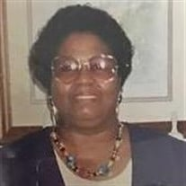 Mrs. Janice Evelyn Thornton. Clark