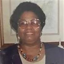 Mrs. Janice Evelyn Thornton. Clark
