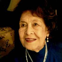 Mrs. Sally Celia Escudero