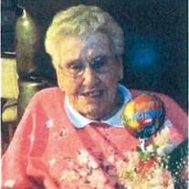 Margaret Mary Tobler