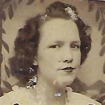 Mollie Pearl Barker (Seymour)