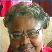 Mrs. Myrna Lee Robinson