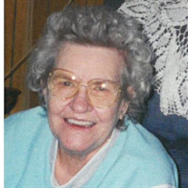 Hester Morine Kemp of Bertrand formerly of McNairy County