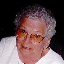"""Dorothy Mae """"Dot"""" Noyes"""
