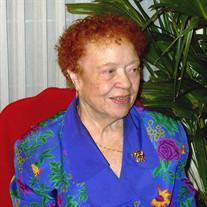 Mrs. Sara E. Knight-Woods