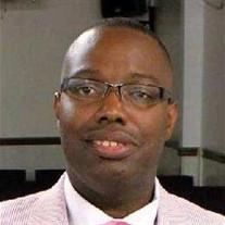 Elder Kemetrius A. Daniels