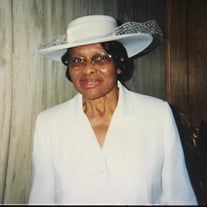 Mrs. Dora Louise Moore