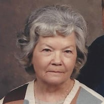 Frances Ernestine Cates