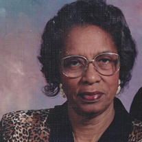 Mrs. Doris Jean McAdams
