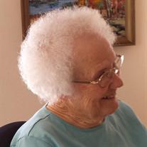 Grace Anna Bennett