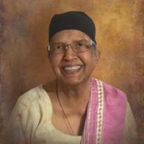 Mohinder Kaur Gill