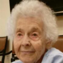 Alma Carroll McDowell