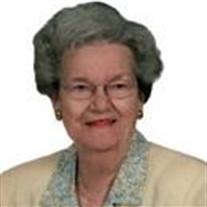 Mrs. Clarine Murphy Brinkley