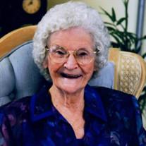 """Mrs. Gladys """"Nanny"""" Loyd"""