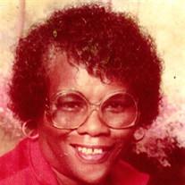 Mrs. Vera Lee Burgess