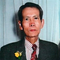 Mr. Tuu Van Nguyen