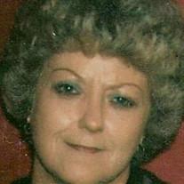 """Patricia """"Pat"""" Ann Bowden"""