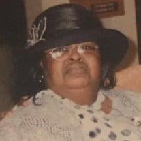 Mrs. Pearlene Hannah (Williams)