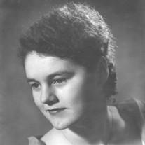 Mrs. Anna Mae Hajdukovic