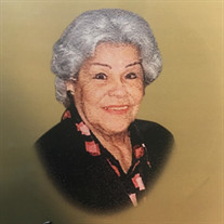 Mrs. Sarah Pacheco Viramontes