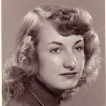 Mrs. Patricia  Ruby Strong Pennington