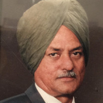Santokh Singh Gill