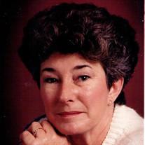 Wanda Marie Cales Ward