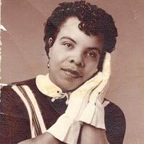 Mrs. Wilma Wisie LouRainia Jean (Johnson) King