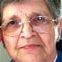 Dorothy  M. (Woodward) Wilson