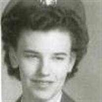 "Geraldine ""Gerry"" Hanna Higginbotham"