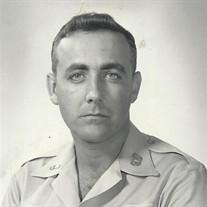 "Leroy ""Roy"" Yates (USA Chief Warrant Officer, Ret.)"