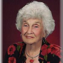 Mrs. Mattie Jo (Hill) Smith