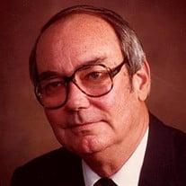 Rev. Dr. William D. O'Neal