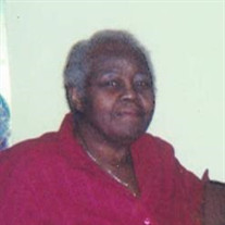 Claretha Williams Jones