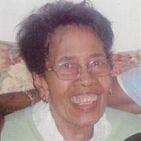 Doris Priscilla Collier