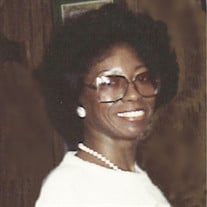 Mrs. Mildred Ann Williams